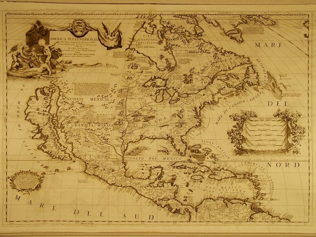 Stone Gallery 17th Century Maps
