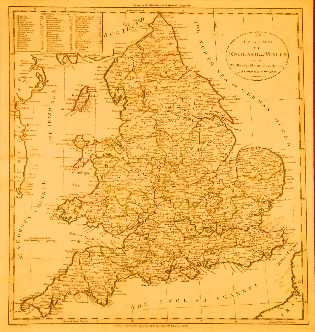 Dilly England 1785.