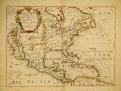 Nolin North America 1704.